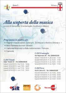 Conferenze CAM_musica